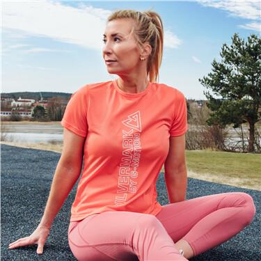 女裝Silvermark Ridgeway印花短袖T恤