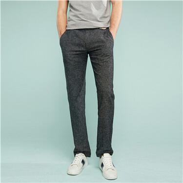 Stretchy Five Pocket Slim Pants