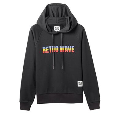 Embroidery crewneck sweatshirt