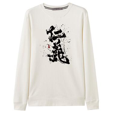 卡通動漫印花純棉圓領短袖T恤
