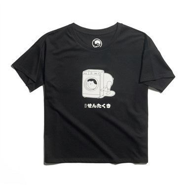 WHIKO series graphic tee